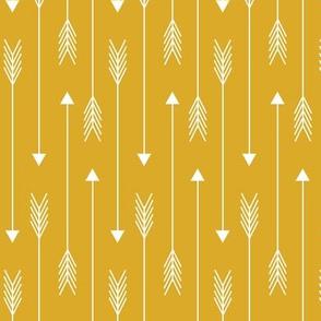 Skinny Arrows - Mustard, Ginger Lous