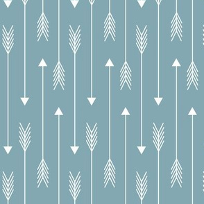 Skinny Arrows - Blue Pond, Ginger Lous