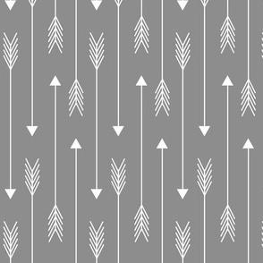 Skinny Arrows - Steel Gray, Ginger Lous