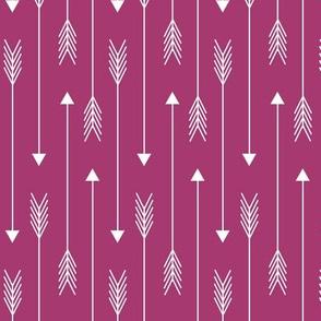 Skinny Arrows - Raspberry, Ginger Lous