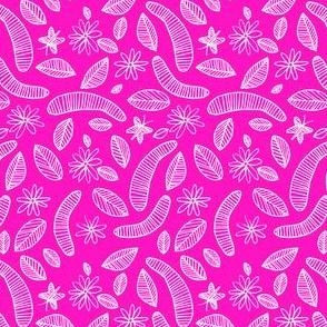 Bookworm Pink