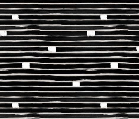 Music Box Stripe Pattern fabric by karina_love on Spoonflower - custom fabric