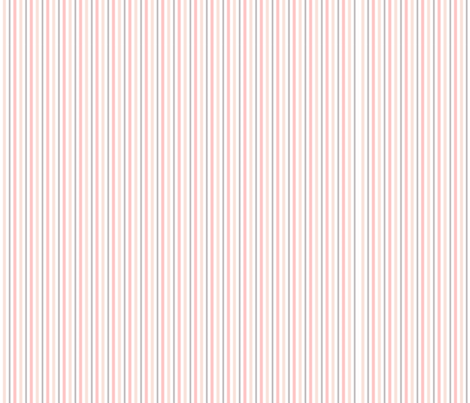 Pumpkin Spice Sophisticated Stripes  fabric by smallhoursshop on Spoonflower - custom fabric
