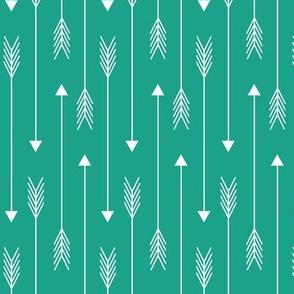 Skinny Arrows - Arcadia Green, Ginger Lous