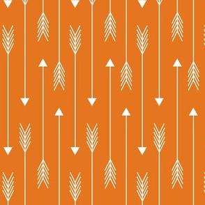 Skinny Arrows - Russet Orange, Ginger Lous