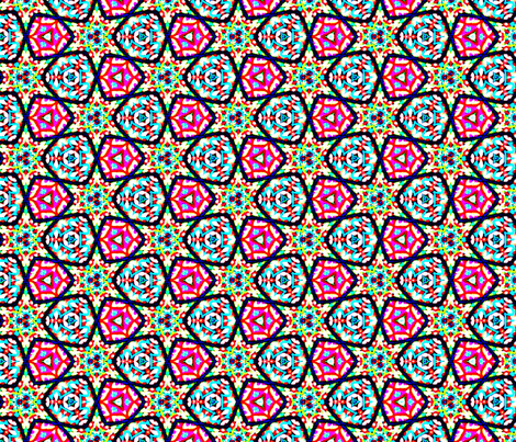 Ariana 28 fabric by fibregirl on Spoonflower - custom fabric