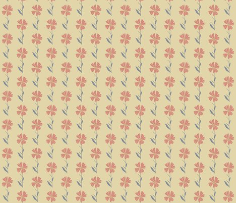 Rfloral_calendula_rose-on-beige_shop_preview