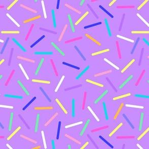 Purple Candy Sprinkles