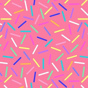 Strawberry Sprinkles