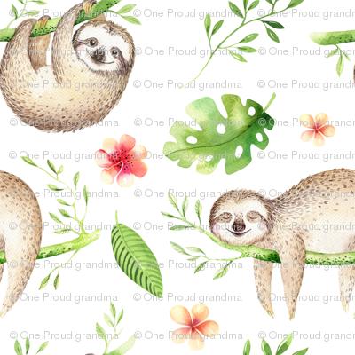 sloths 2