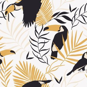 Toucan bird / Tropic Collection