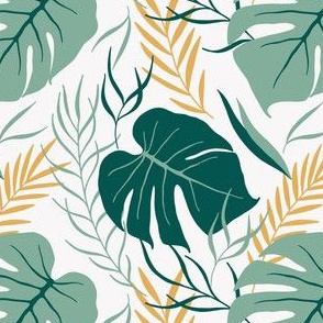 Monstera Leaf / Tropic Collection