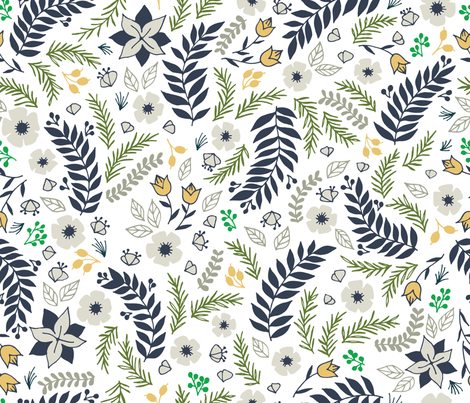 Harvest fabric by ldpapers on Spoonflower - custom fabric