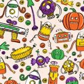 Orange_black_white_halloween_monster_robots_seaml_stock_v2__shop_thumb