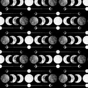 Horizontal moons