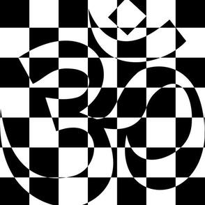 Checkerboard OM