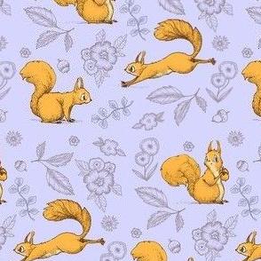 Squirrel! (Small print)