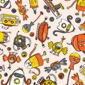 Orange_3_color_job_halloween_monster_robots_scatter_seaml_stock_2_shop_thumb