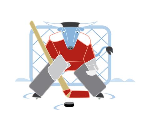 "Babe Hockey 18""panel fabric by cindylindgren on Spoonflower - custom fabric"