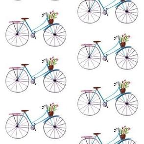 Bike Watercolor