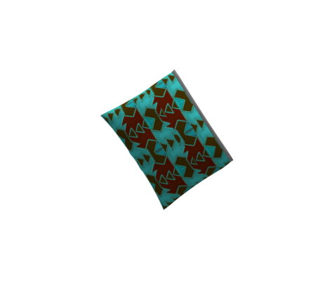 Navajo Geometric, Turquoise