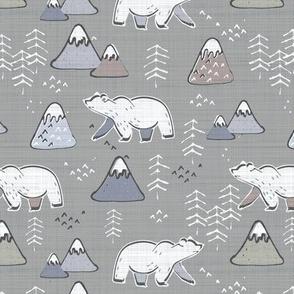 white bear mountain