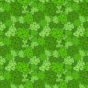 I löv löv green