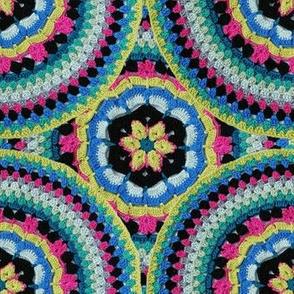 Happy Crochet Mandala