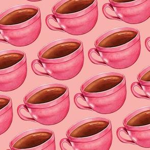 Coffee - Pink