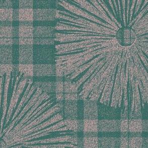 1 Autumn Mums in Digital Graphic Pen