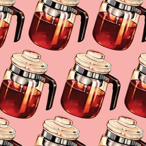 Coffee Percolator - Pink