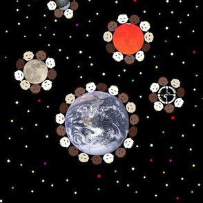 Planetary Space Babies