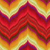 Rbargello-curved-chevrons-in-red-and-gold_shop_thumb