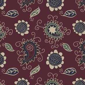 Paisley Trollop - Rose 3