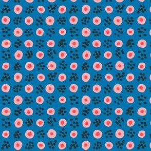 Poppie Field Blue