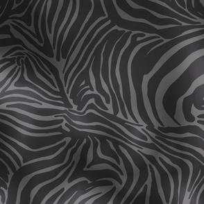 Zebra goes discreet