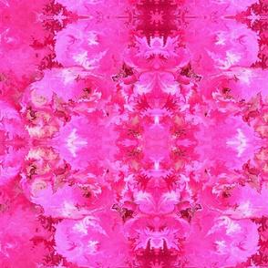 Liquid  Hydrangea Hot Pink