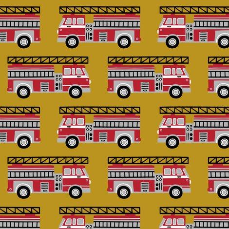 Rrrspoonflower__firetrucks_mustard_shop_preview