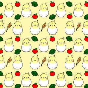 Cockatiel (Yellow)