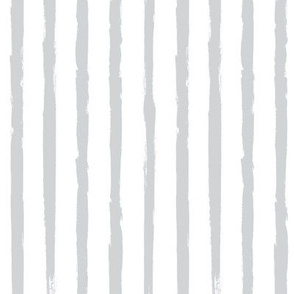 Painted Light Gray Stripes on White Rotated 90