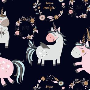 Be a Unicorn(large)