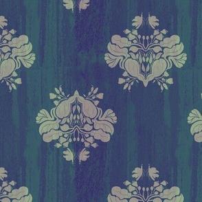 Victorian floral butterflies 2