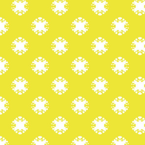 Inky Blob Yellow