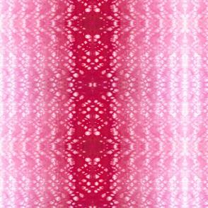 Shibori Honeycomb 1 - pink