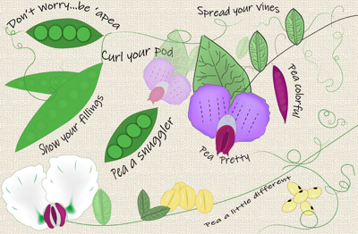 Be a Pea!