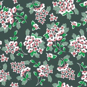 Garden Bouquet - Green