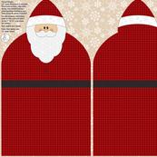 Santa Plushie D