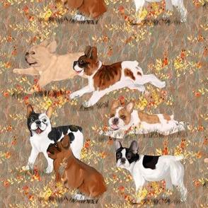 Paint Me Like Six French Bulldogs