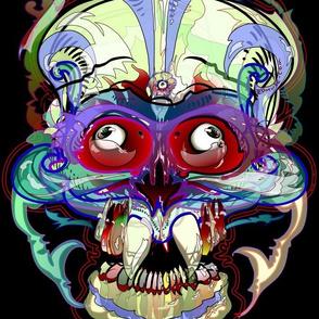 Silly Pertolan Skull 1