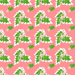 pretty in pink - holly